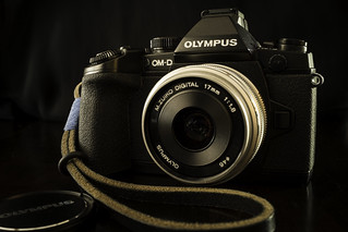 Olympus OM-D E-M1 | by (robcee)