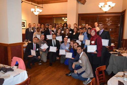 2016 CEPAC Scholarship reception and Awards Dinner