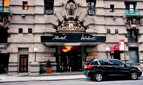 1382 the wolcott hotel new york city new york usa 2. Black Bedroom Furniture Sets. Home Design Ideas