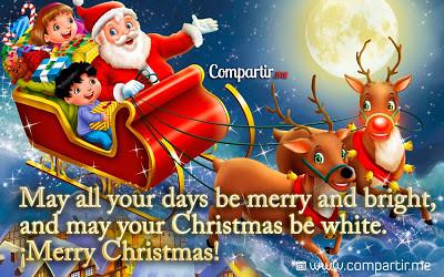 Frases De Amor Frases En Ingles De Navidad Con Fondo De S Flickr