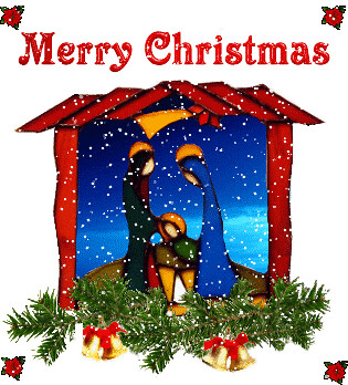 merry christmas animated gif by lenabem anna j - Merry Christmas Animated Graphics