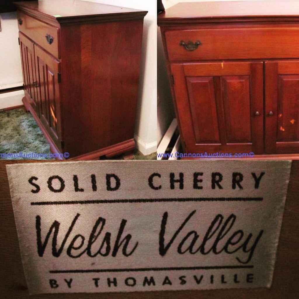 Welsh Valley By Thomasville Furniture Solid Cherry Sidebo Flickr
