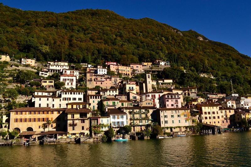 Lugano #Monte brè #Gandria