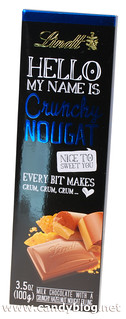 Lindt Hello Crunchy Nougat | by cybele-