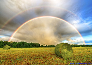 Double Rainbow in Door County - Mark II | by elviskennedy