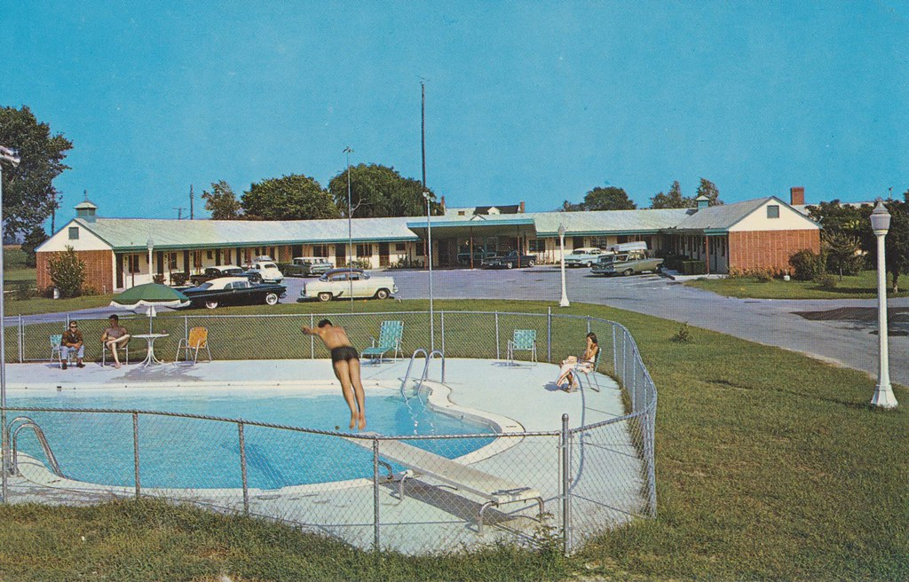 Lord Salisbury Motel - Salisbury, Maryland