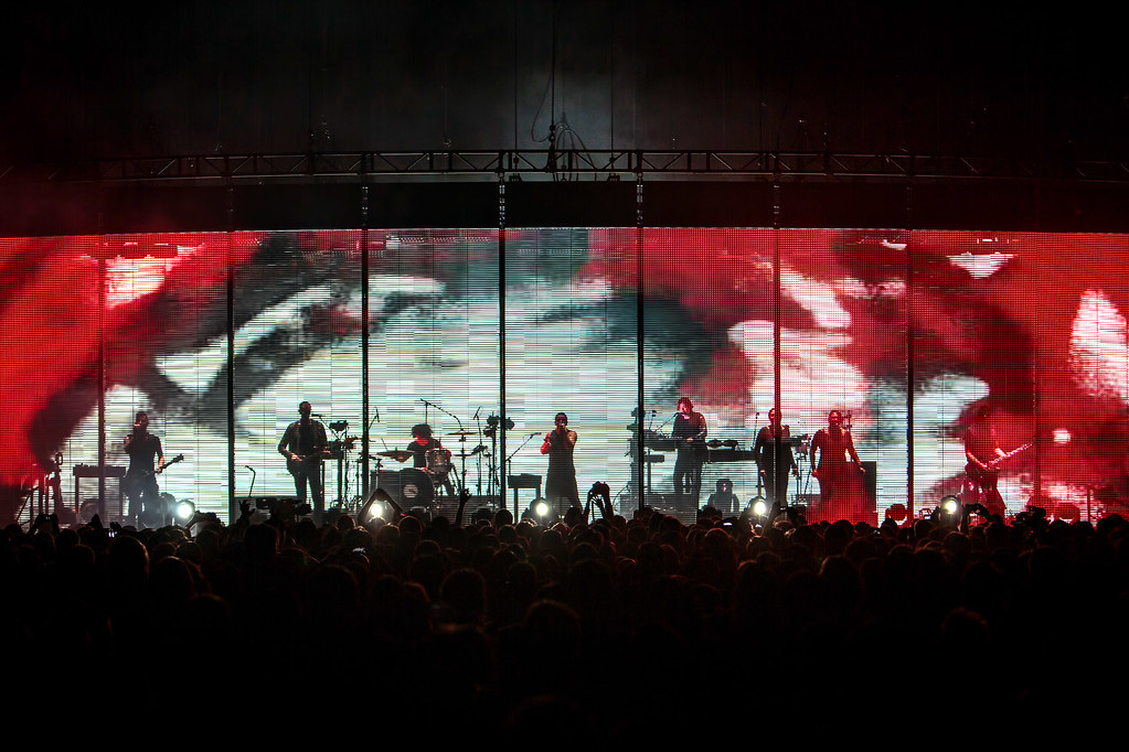 nine inch nails live: tension 2013 tour - COPY OF A - St. Paul ...