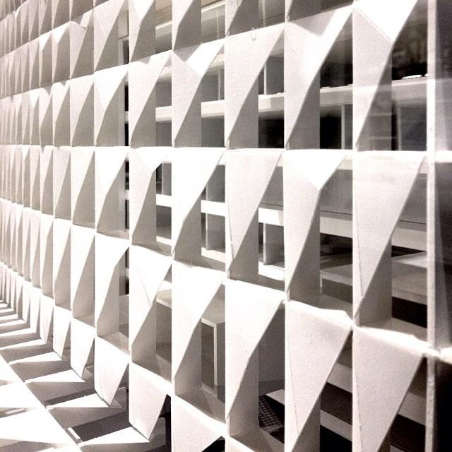 Facade pattern architecture  Snøhetta #architecture #architecturefacade #facade #insta… | Flickr