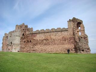 002 Tantallon Castle