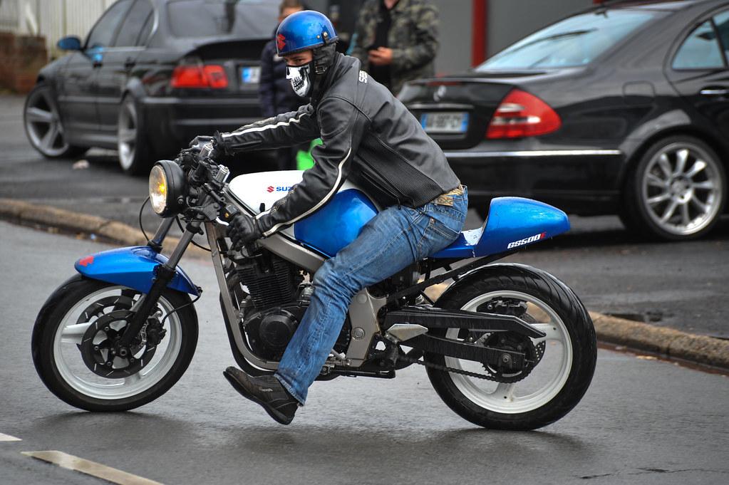 suzuki 500 gs cafe racer id es d 39 image de moto. Black Bedroom Furniture Sets. Home Design Ideas