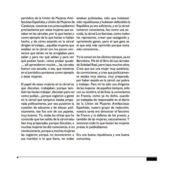 "Pàgines del llibre ""Las ventanas de Soledad Real"" 3"
