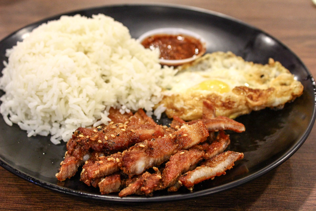 Orchard Road: Thai Tantric Pork Belly Rice