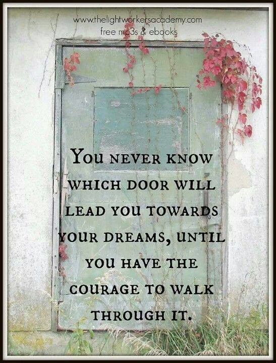 ... #Quotes #heart #relationship #Love You never know which door will & lovequote #Quotes #heart #relationship #Love You never knu2026 | Flickr