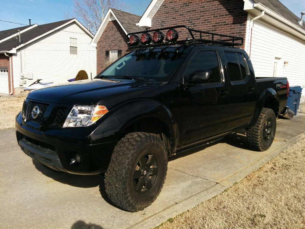 Charming ... Nissan Frontier Full Replacement Roof Rack | By Fangars