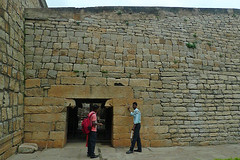 Bangalore - Fort wall