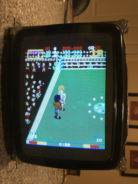 Ring King Arcade Game For Sale