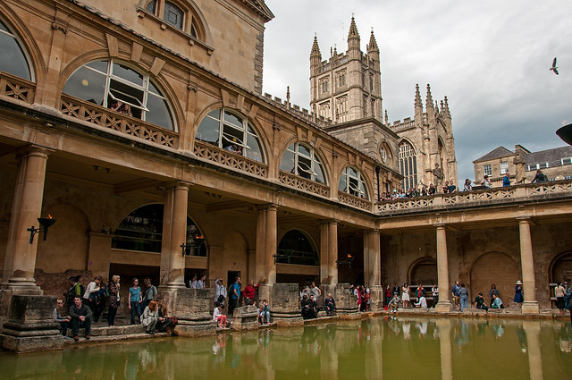 The Baths - Bath