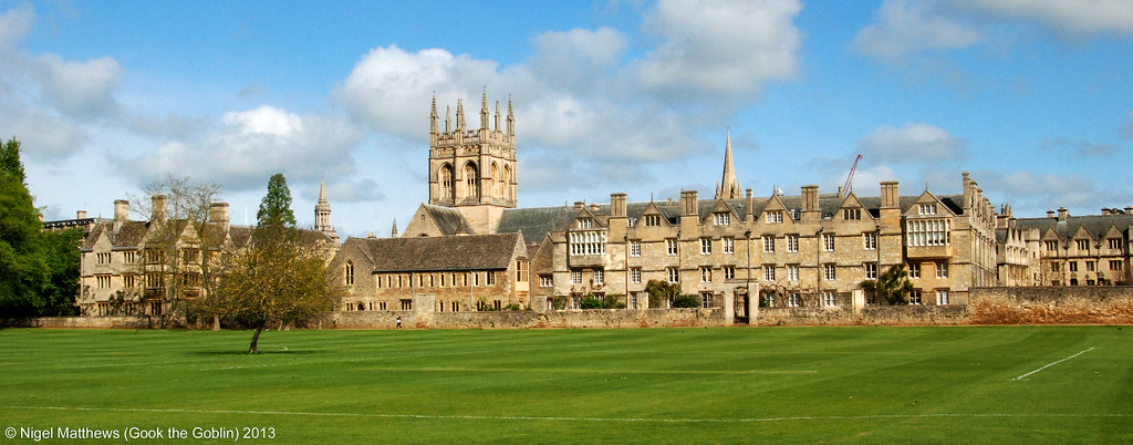 Image result for merton college oxford