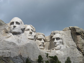Mount Rushmore, South Dakota | by U.S. Department of the Interior