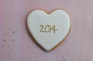 2014 Cookie | by Sweet Bake Shop