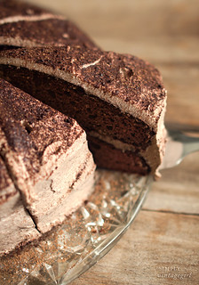 Chocolate Cake | by Simply Vintagegirl