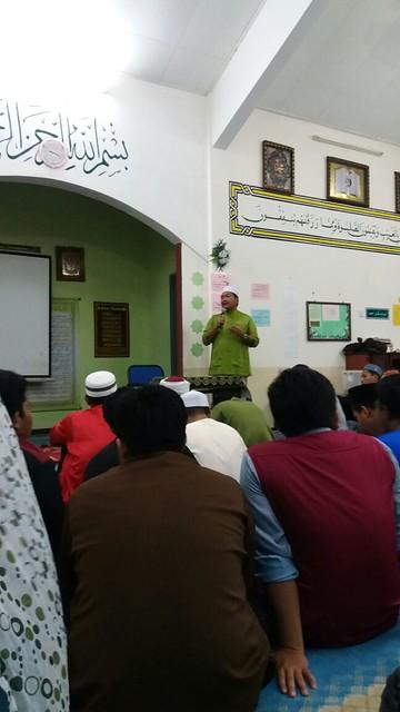 Majlis Bacaan Yasin & Solat Hajat SPM PT3 2016