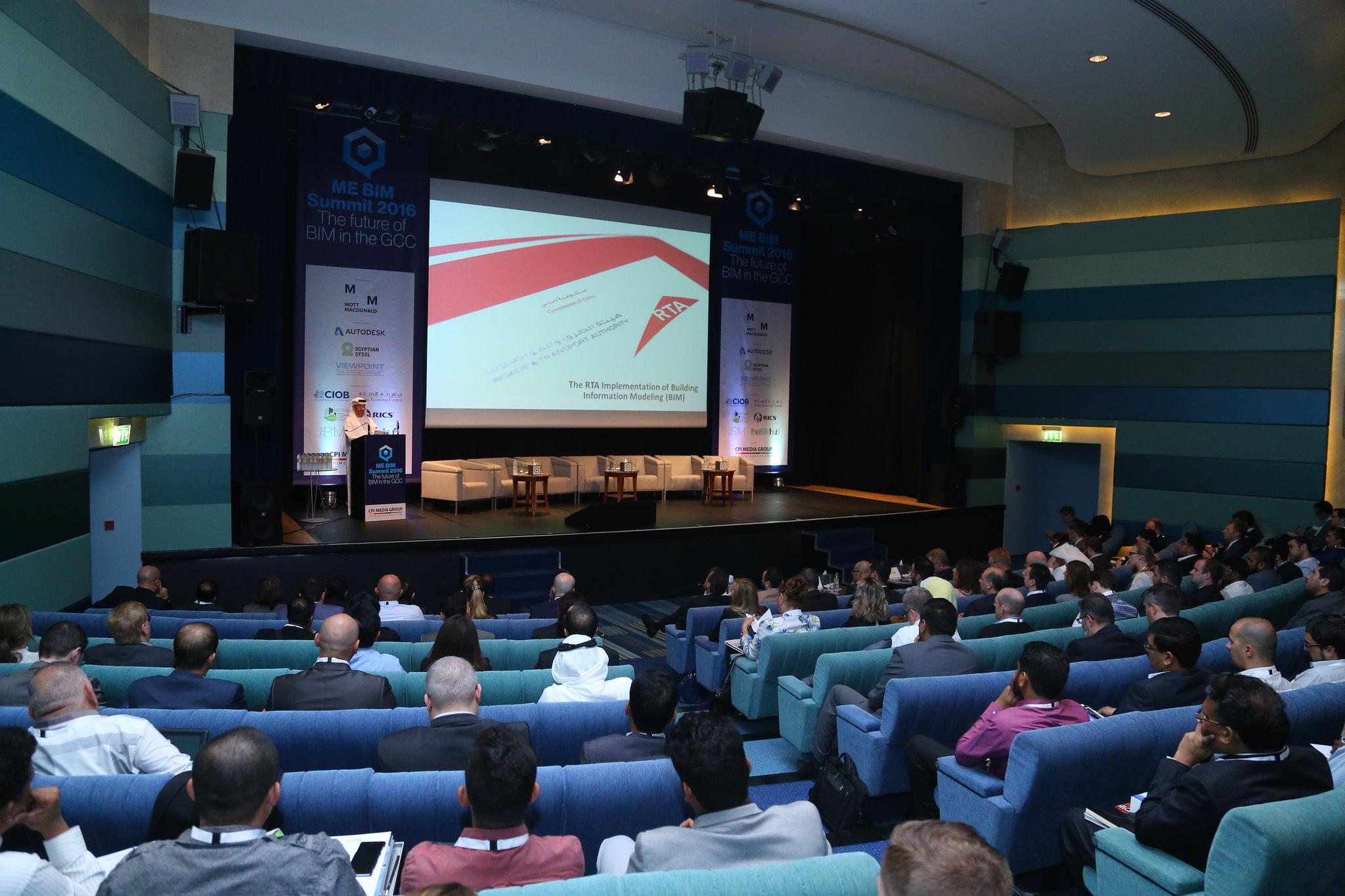 Middle East BIM Summit 2016
