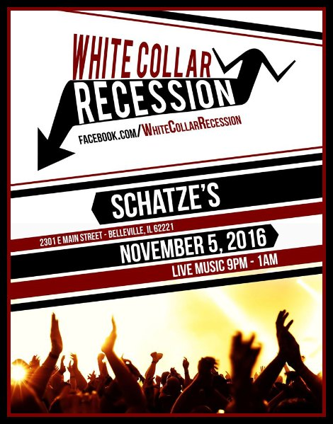 White Collar Recession 11-5-16
