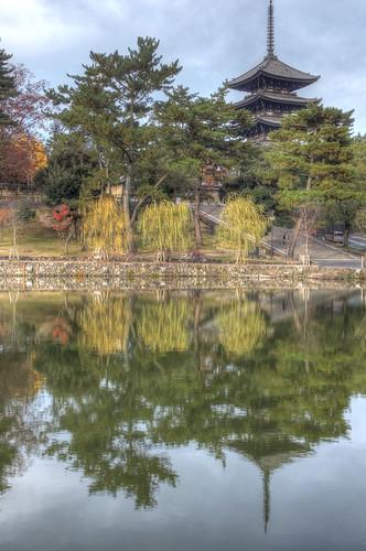 Kofuku-ji Temple on NOV 30, 2016 vol02 (3)