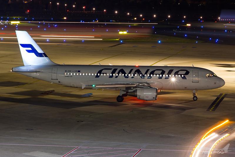 Finnair - A320 - OH-LXD (2)