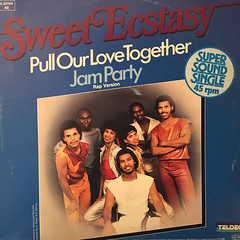 SWEET ECSTASY:PULL OUR LOVE TOGETHER(JACKET B)