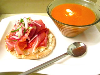 Soup & Sandwich – Small Budget / Big Taste    @ Home by Hans susser | by www.ChefsOpinion.org