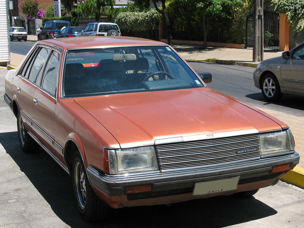 datsun laurel 2 4 1982 rl gnzlz flickr rh flickr com Nissan Stagea Nissan Laurel C33