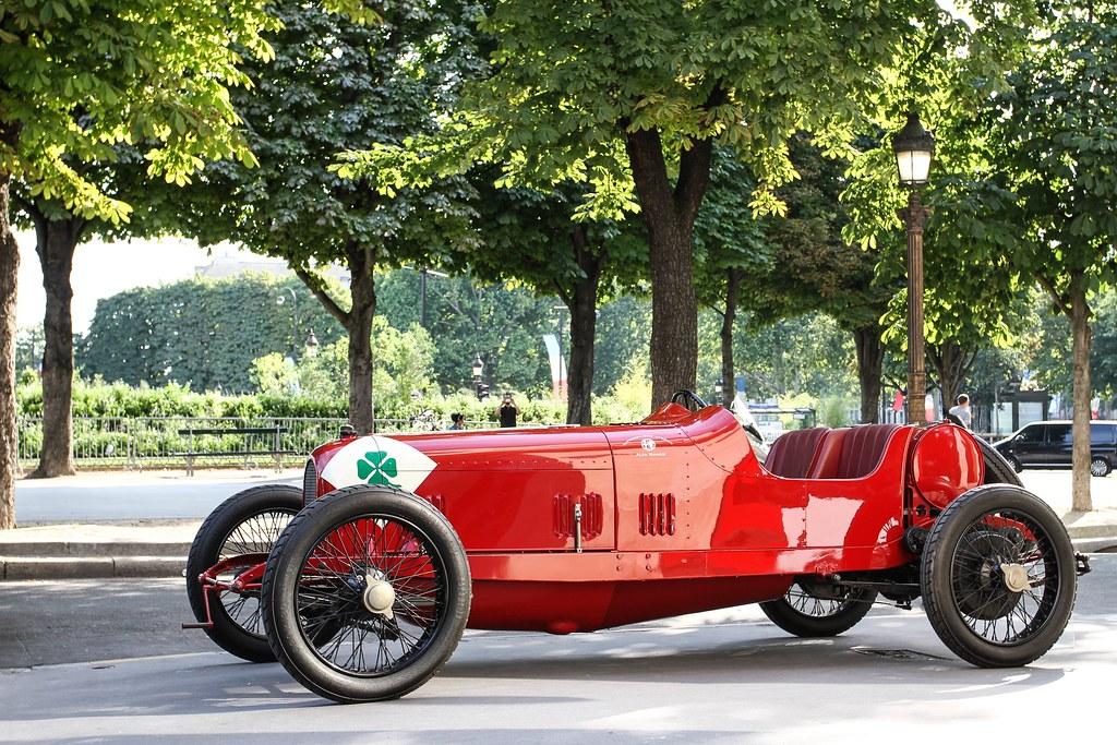 1923 Alfa Romeo Rl Targa Florio Follow Me On Facebook Fo Flickr