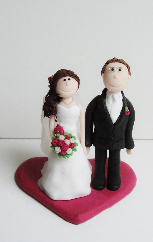 Tortenfigur Hochzeitstorte Sony Dsc Susses Atelier Flickr