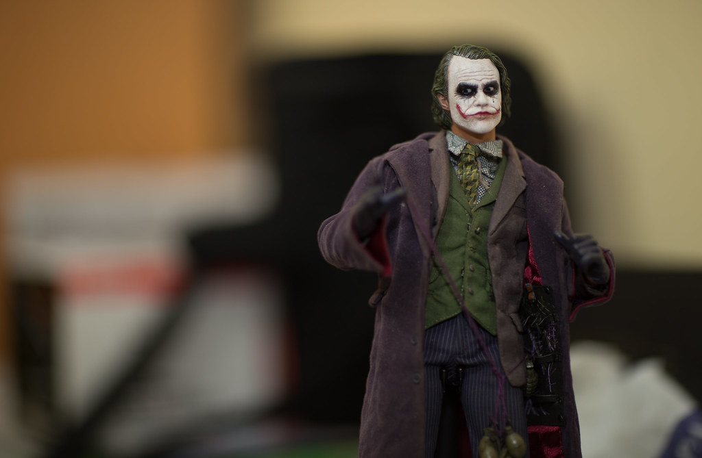 Hot Toys Joker Dx 01 Joel Zartiga Flickr
