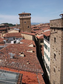 Another view over Florence's Red Tile Roofs | by C. Fonzi