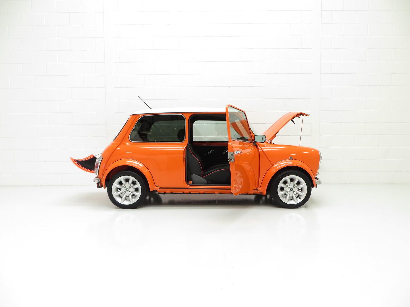 Mini Cooper Tango Flickr