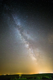 Milky Way over Iowa | by kyounger3