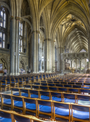 Bristol Cathedral | by Fergus McNeill