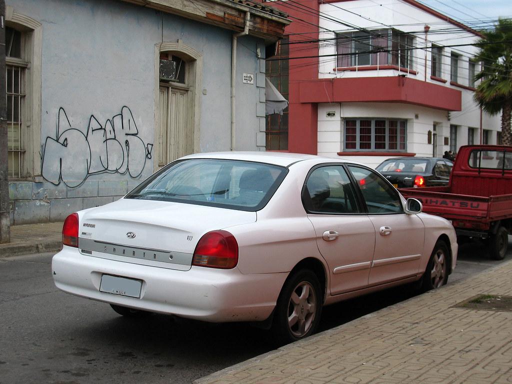 Hyundai Sonata 20 GLS 1999
