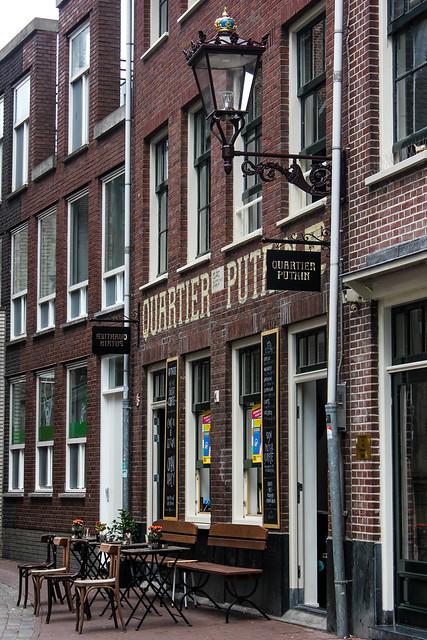 Ámsterdam, capital de los Países Bajos
