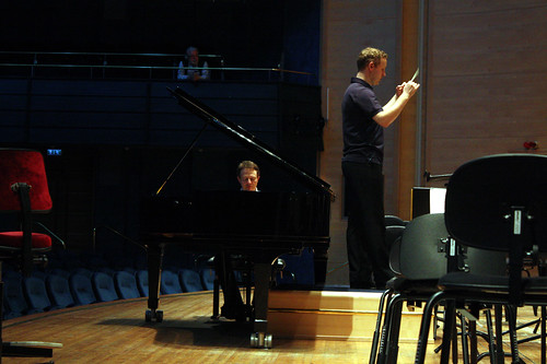 Andreas Boyde och Michael Francis.