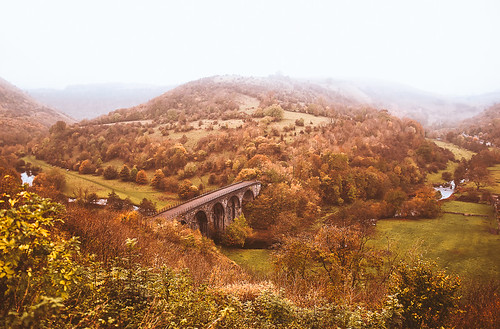 Headstone Viaduct, Monsal Trail