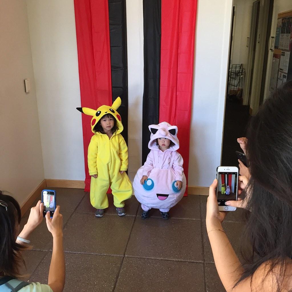 Pokemon Halloween Party - Evergreen Branch October 2016 | Flickr
