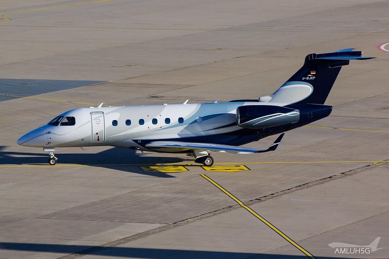 Elite Jet Service - E550 -  D-BJKP (1)