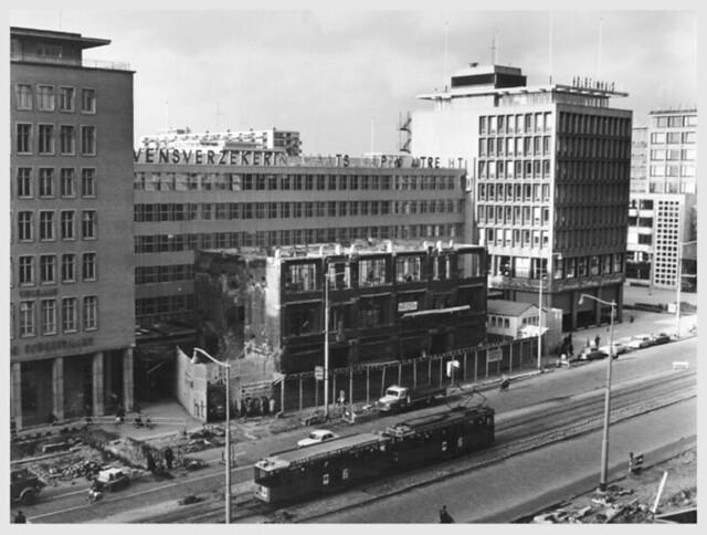 Gebouw De Utrecht 1960