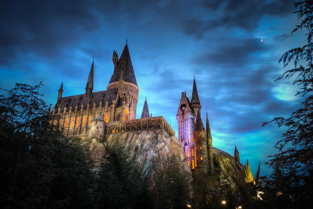 Universal - Hogwarts Castle