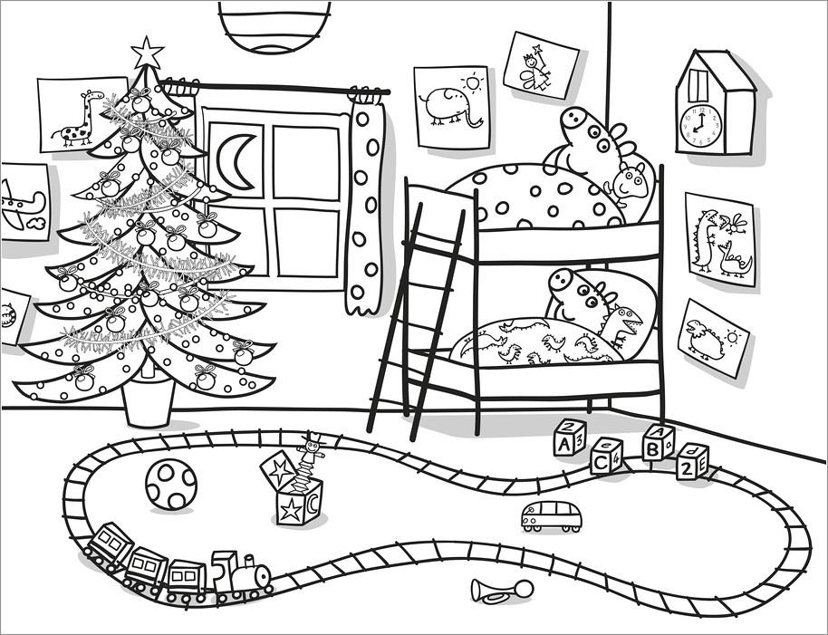 desenhos-peppa-pig-para-colorir- Desenhos do Peppa Pig par… | Flickr