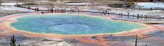 Grand Prismatic Spring: Yellowstone National Park - 2014 | by Kyla Duhamel